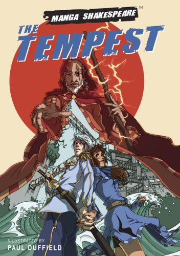 Manga Shakespeare: The Tempest PDF