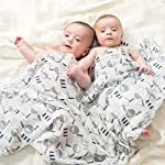 aden-anais-Swaddle-Blanket-Boutique-Muslin-Blankets-for-Girls-Boys-Baby-Receiving-Swaddles-Ideal-Newborn-Infant-Swaddling-Set-Perfect-Shower-Gifts-4-Pack-Waverly