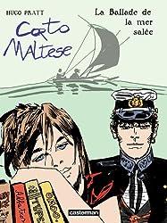Corto Maltese - Nouvelle édition, recueils en couleurs - tome 2 - La ballade de la mer salée (PRATT) (French Edition)