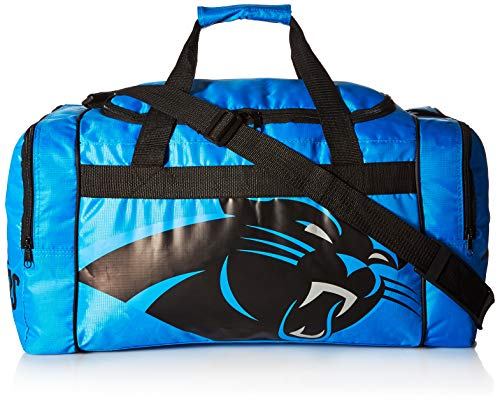 Carolina Panthers Core Duffle Bag - Blue