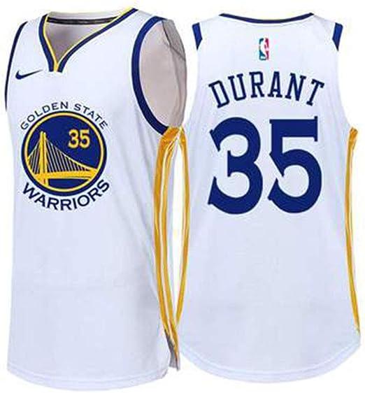 SPORTS BOY Jersey de la NBA, Golden State Warriors Durant Stephen ...