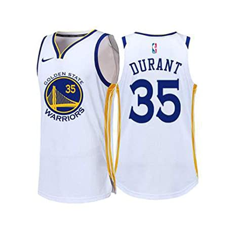 SPORTS BOY Jersey de la NBA, Golden State Warriors Durant ...