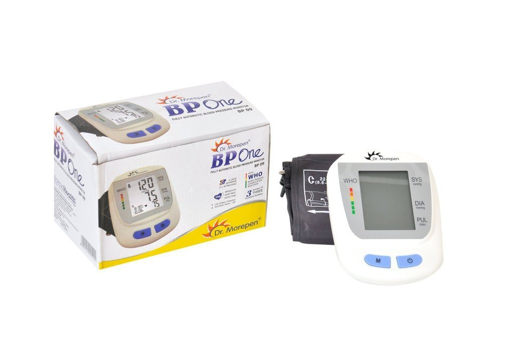 Dr Morepen BP One BP09 Fully Automatic Best Blood Pressure Monitor