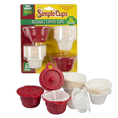 Reusable K Cup Coffee Cups Filters product image