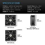 AC Infinity AXIAL 1238, Muffin Fan, 115V 120V AC