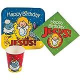 Happy Birthday Jesus Tableware