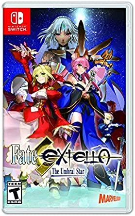 Jogo Fate Extella The Umbral Star - Switch - Xseed Games