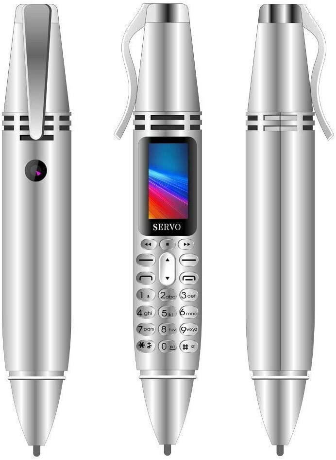 Mini Cell Phone Pen Style Bluetooth Dialer 0.96