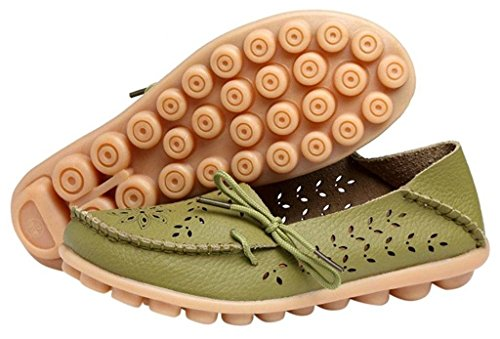 Moss Femme Sty Mocassins loafers Fangsto 2 Green gvqTXEpnwW