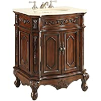 "27"" Traditional Spencer sink vanity cabinet # CF-3305M-TK-27"