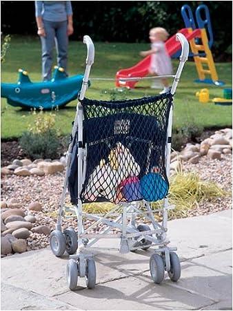 Amazon.com : Clippasafe Stroller Net Bag : Baby Stroller Attachable Organizers : Baby