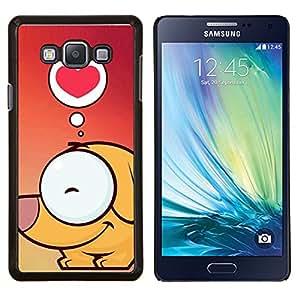 For Samsung Galaxy A7 A7000 Case , Naturaleza Barco- Diseño Patrón Teléfono Caso Cubierta Case Bumper Duro Protección Case Cover Funda