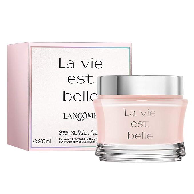 Creme Vie La Lancôme Est Belle 200ml Corps FK1cJl