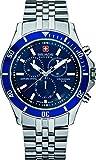 Swiss Military Hanowa Flagship Mens Watch Chronograph 06-5183.7.04.003
