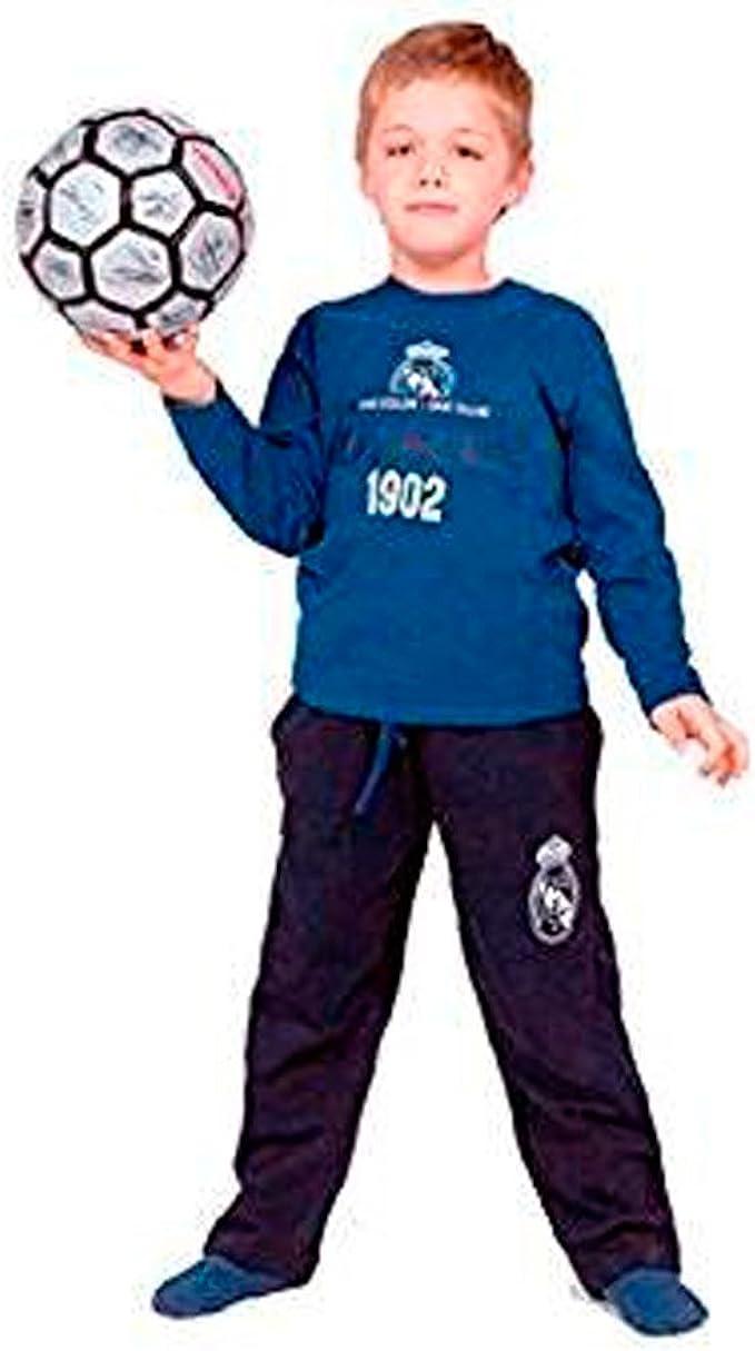 Pijama Infantil Talla 6 Real Madrid: Amazon.es: Ropa y accesorios