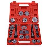 21pcs Universal Disc Brake Caliper Piston Rewind Back Tool Brake Pad Replacement