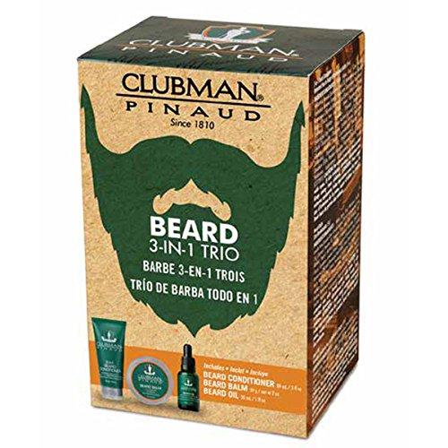Clubman Beard 3 1 Trio