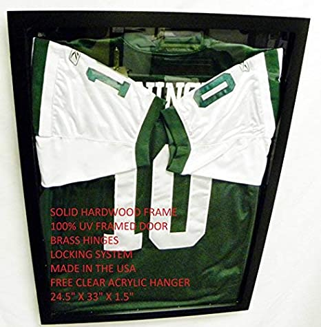 4d8d521c8d0 Image Unavailable. Image not available for. Color  Baseball Jersey Display  Case P312B