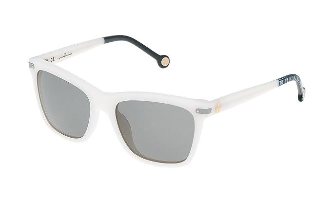 Carolina Herrera SHE6035409EN Gafas de sol, Blanco, 54 para ...