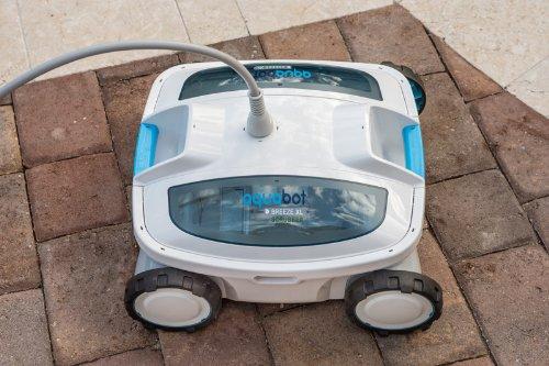 Buy above ground pool robotic cleaner