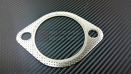P2M 80mm 2 Bolt Exhaust Flange Gasket With Fire Ring