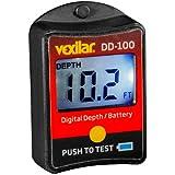 Vexilar DD-100 Digital Depth and Battery Gauge