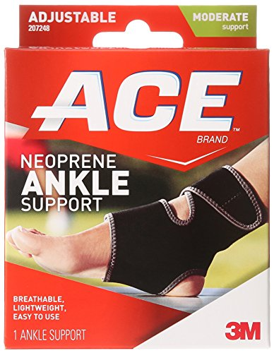 ACE Neoprene Ankle Support product image