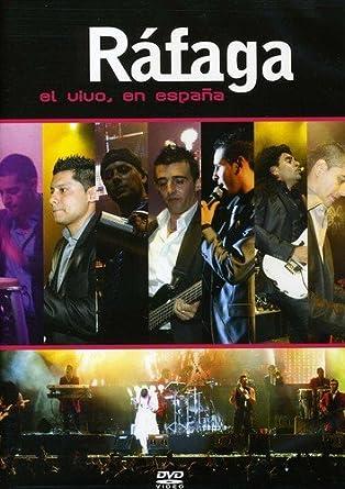 En Vivo en Espana [Alemania] [DVD]: Amazon.es: Rafaga: Cine y Series TV