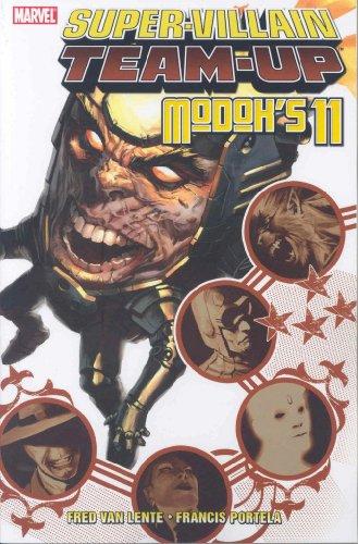 Super-Villain Team-Up: Modok's 11 (v. 11) (Modok Figure)