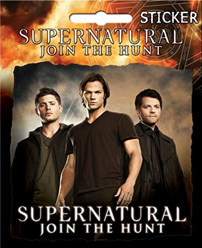 Supernatural Color - Ata-Boy Supernatural Sam, Dean, and Castiel 4