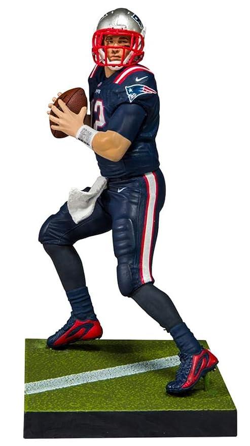 new product 1320c a8e0d New England Patriots Tom Brady Colour Rush McFarlane 6