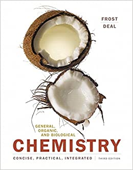 General, Organic, and Biological Chemistry Plus Mastering Chemistry with Pearson eText - Access Card Package (3rd Edition)