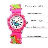 Vavna Best Seller Girls Boy Waterproof 3D Watch