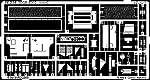 Eduard 1:35 M12 M-12 GMC PE Detail for Academy Kit #35298 by Eduard
