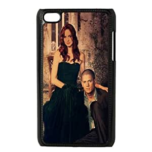 DDOUGS Prison Break High Quality Cell Phone Case for Ipod Touch 4, Personalized Prison Break Case