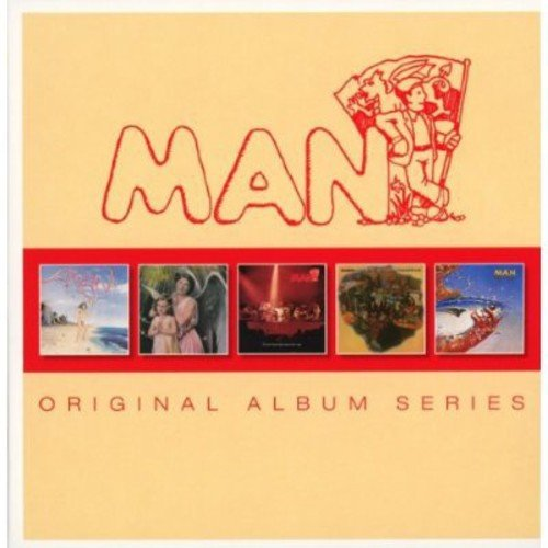 Man Cd Album - 1