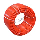 1/2 '' x 1000 ft PEX O2 Barrier Radiant Heat Tubing