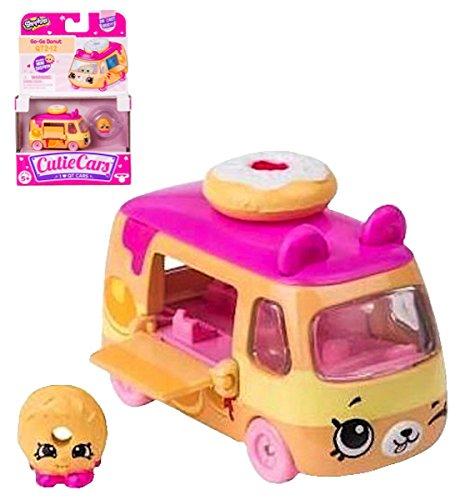 Go-Go Donut Diecast Cutie Car #QT2-12 ()