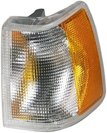 Driver and Passenger Park Signal Corner Marker Lights Lamps Replacement for Volvo 13696091 13696109 AutoAndArt