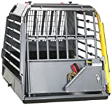 MIM Variocage Single L - Crash Tested Dog Travel Crate - Large (00363)