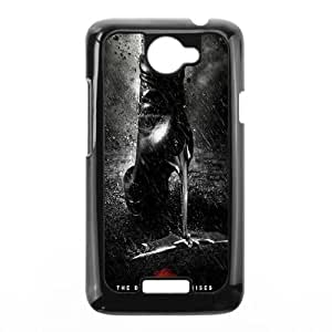 HTC One X Cell Phone Case Black Superhero Captain America, Spider Man, Iron Man, Wolverine, ant man, Green Arrow, Batman, Joker Logo 11 Lqzih