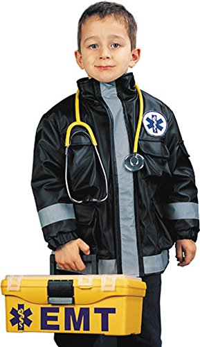 Kid's Paramedic Costume Jacket (Size: Small 3-4)