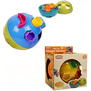 Castle Toys My First Shape Sorter Play Set