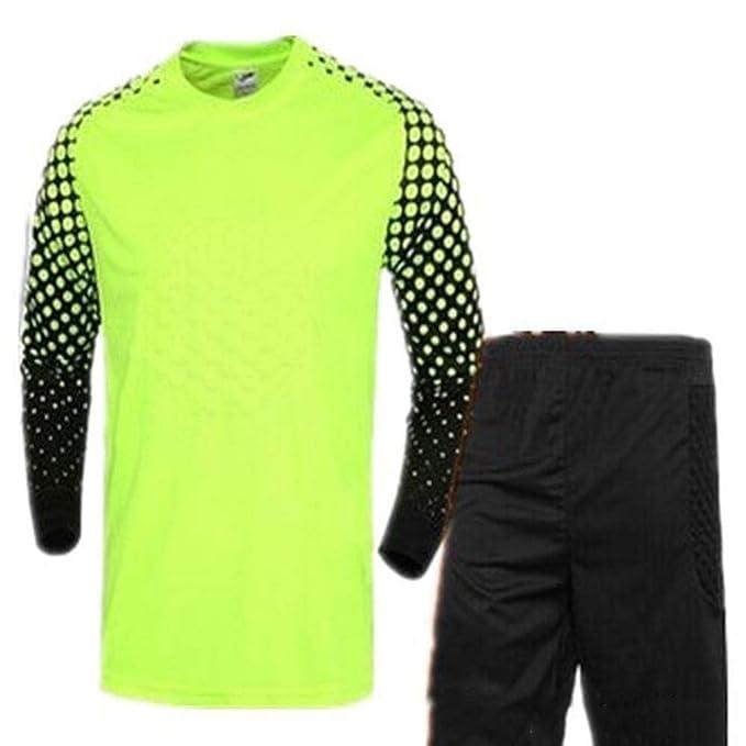 HSAWVE Clothing Copa Mundial Traje de Portero Niños Adultos Jersey ...