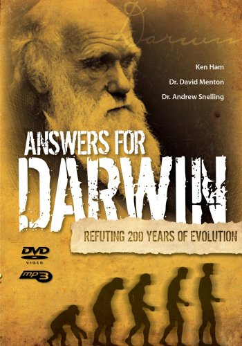 Mp3 Message (Answers For Darwin DVD & MP3)
