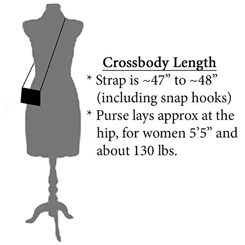 Replacement Ivory Cross Tone Nickel 5 Body Adjustable Cream 8�� Purse Handbag Strap I5qxwX7Z