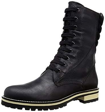 Amazon.com | Aquatalia Women's Elma Winter Boot, Black, 5