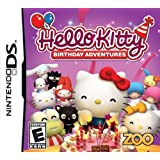 Hello Kitty Birthday Adventures - Nintendo DS