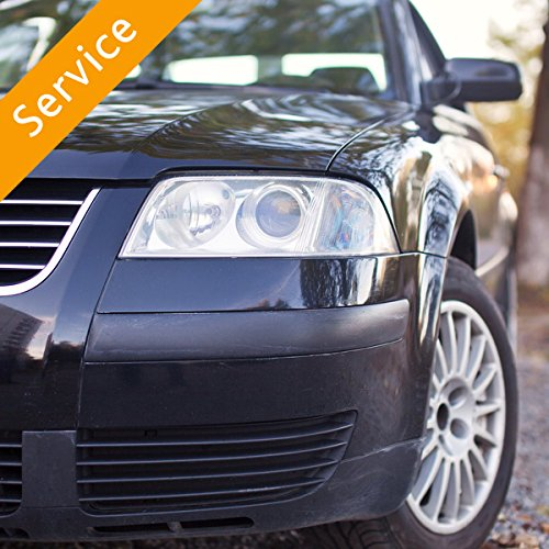 - Automotive Headlight Assembly Replacement - In Store