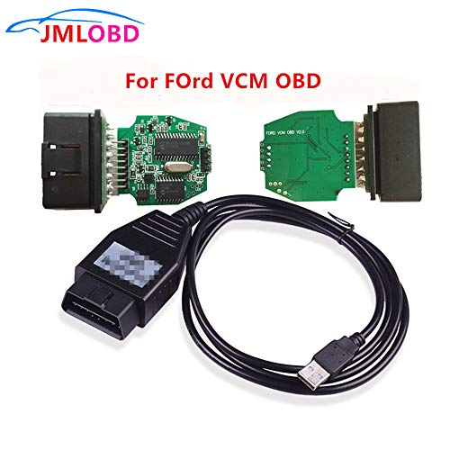 JMLOBD New Brand Super OBD2 Diagnostic Scanner Ford VCM Cable F-ORD VCM OBD Ford/Mazda CNP Ford VCM OBD Focom Drop Shipping